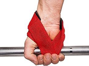 C.P. Sports lifting straps krachttraining, bodybuilding - fitness, gewichtheffen 8 lussen, dubbele loops, lifting straps, ...