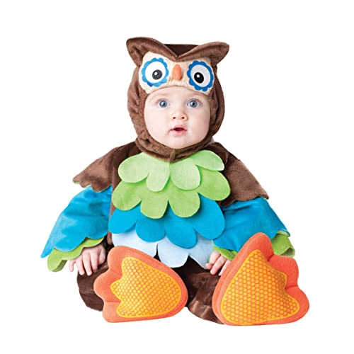Edward the Owl Bird Infant//Toddler Costume