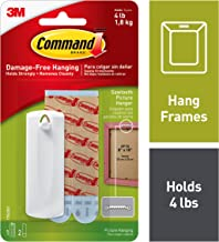 Command Large Sawtooth Picture Hangers