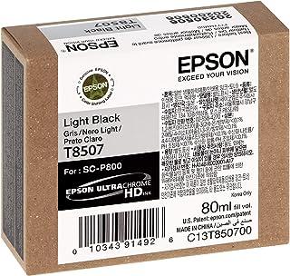 Epson C13T850700 Singlepack leiß schwarz
