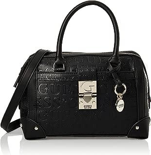 GUESS Womens Lucienne Satchel Handbag