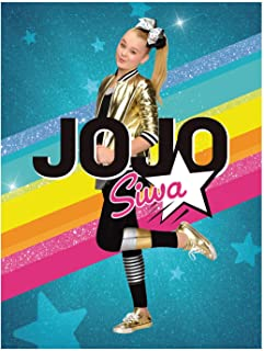 FATHEAD JoJo Siwa: Mural-Giant Officially Licensed Nickelodeon Removable Graphic Wall Decal