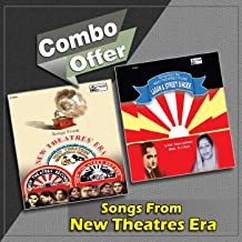 SONGS FROM NEW THEATRE'S ERA ( HINDI FILM & MODERN )