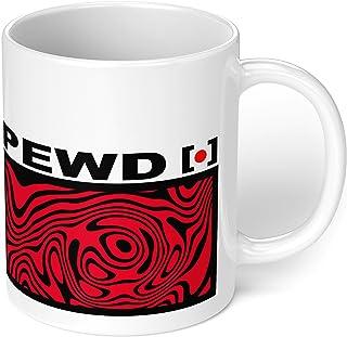 "1 Mug -""Pewdiepie PEWD Brofist"" YouTube Collectors - Perfect for your cuppa Coffee, Tea, Karak, Milk, Cocoa or whatever Ho..."