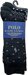 POLO RALPH LAUREN MENs Argyle Dress Socks
