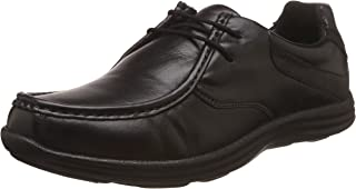 Hush Puppies Men's Dominic Lace Up Leather Formal Shoes