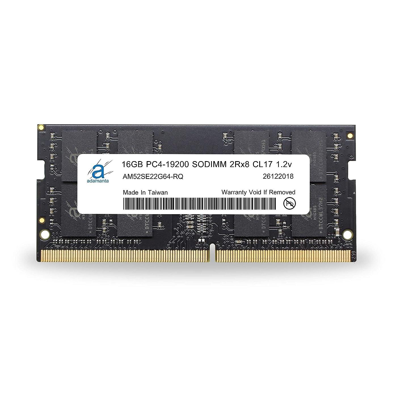 Adamanta 16GB (1x16GB) Memory Upgrade Compatible for 2017 Apple iMac 27