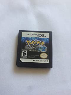 Pokémon Black Version 2 - Nintendo DS - World Edition