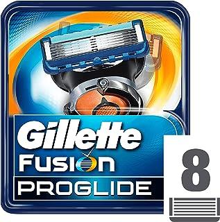 Gillette Fusion ProGlide Cuchillas de recambio para maquinilla de afeitar - 8 Unidades