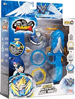 Auldey- Infinity Spinner Nado V Non-Stop Battle Deluxe - Ares Wings - EU634401