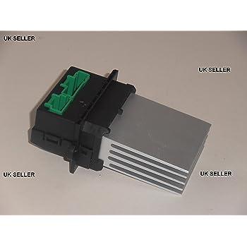 Nissan Note Heater Blower Resistor