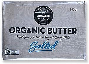 有機 JAS オーガニック 100% グラスフェッドバター 冷凍 有塩 オーストラリア産 250g×4 合計1kg Australian Certified Organic 100% Grass-fed Salted Butter
