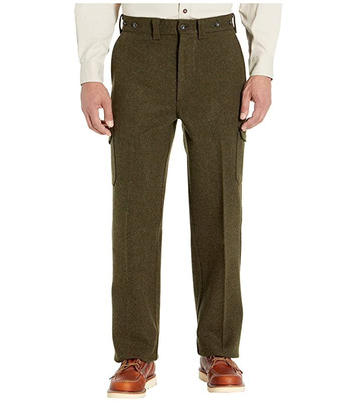 Filson Mackinaw Field Pant (Forest Green) Men's Casual Pants