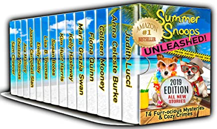 Summer Snoops Unleashed: 14 Furr-ocious Mysteries and Cozy Crimes (English Edition)
