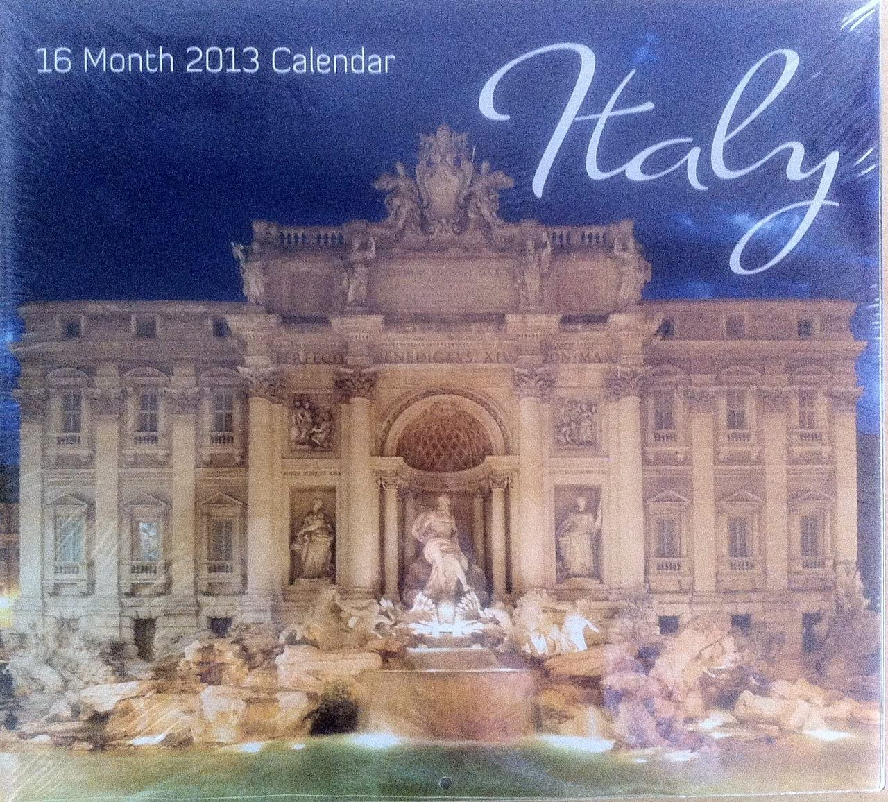 Italy Calendar Philadelphia Mall 1 year warranty