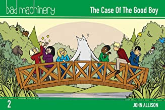 Bad Machinery Vol. 2: The Case of the Good Boy, Pocket Edition (2)
