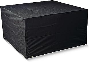 Bosmere Protector 6000 Modular 4 Seat Cube Set Cover, Medium - Black, M645