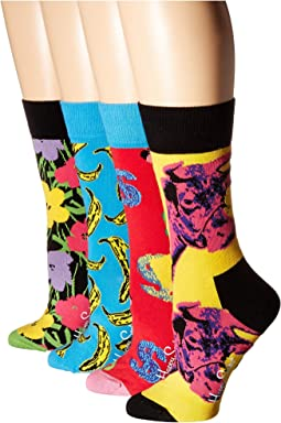 Andy Warhol Sock Box Set