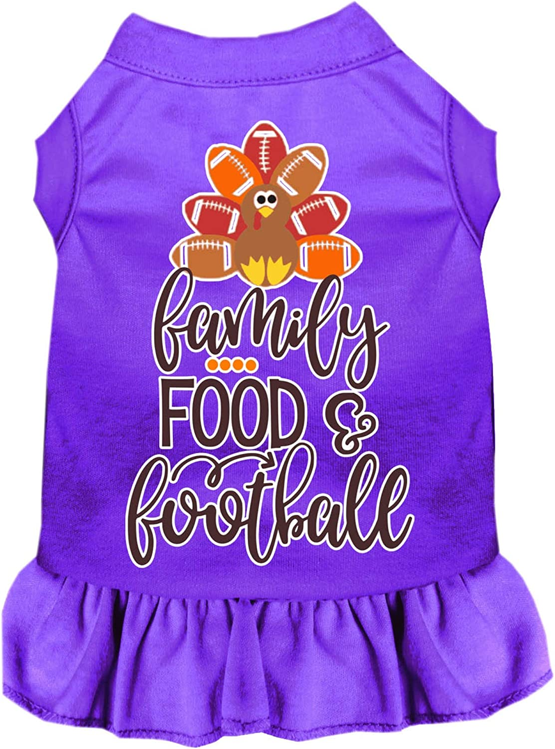 Mirage Pet specialty shop outlet Product Family Food and Screen Dog Football D Print