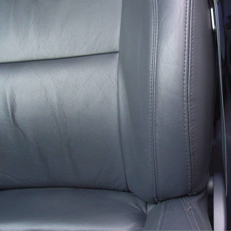 Colourlock Leder Fresh Tönung Lederfarbe Farbauffrischung 150 Ml Passend Für Saab Leder Grau Slate Grey Beseitigt Schrammen Ausbleichungen Und Abnutzung An Leder Und Kunstleder Auto