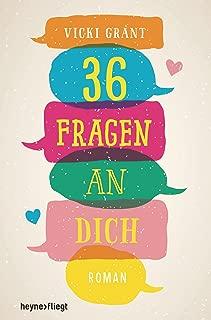 36 Fragen an dich: Roman (German Edition)