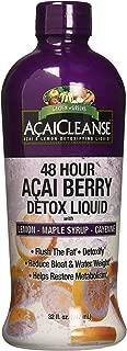 acaicleanse 48 hour detox liquid