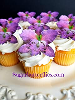Best sugar orchids for cakes Reviews