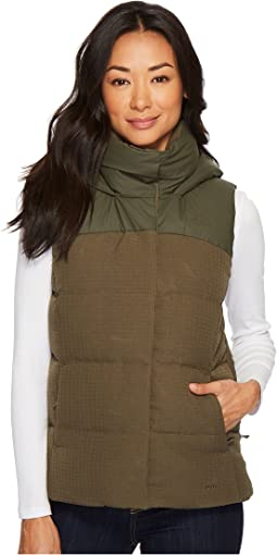 53a1b584695f The North Face. Novelty Nuptse Vest.  71.60MSRP   179.00. New Taupe Green
