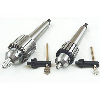 Dew Series DEWA4000 Drill America 1//2 Straight Shank #0 Jacobs Taper Chuck Arbor