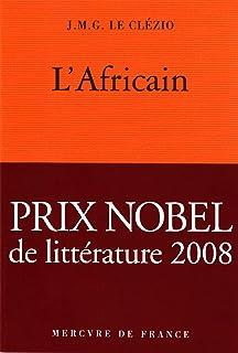 L'Africain (Traits et portraits) (French Edition)