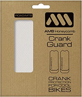 All Mountain Style AMS Crank Guard specially designed to protect crank arms of mountain and road bikes from scratches and ...