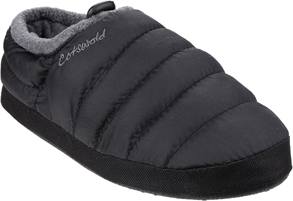 Cotswold Camping Womens Slippers