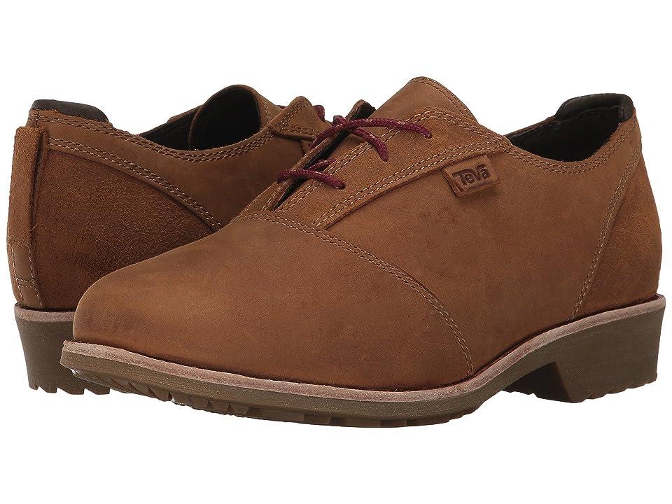 Teva De La Vina Dos Shoe (Bison) Women