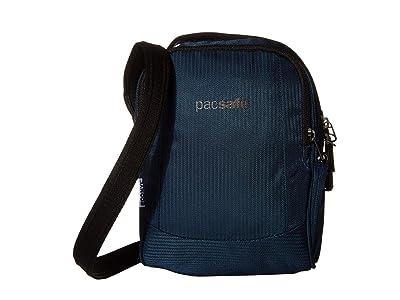 Pacsafe Metrosafe LS100 Econyl(r) Anti-Theft Crossbody Bag (Econyl(r) Ocean) Handbags