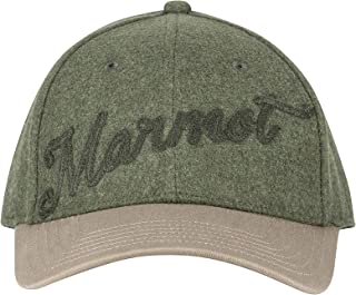 para Exteriores Marmot Precip Eco Insul Baseball Cap Gorra Aislante Ajustable Unisex Adulto Deportes Y Viajes