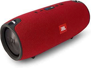 JBL Xtreme Splash Proof Portable Speaker With Ultra-Powerful Performance, Red, JBLxtremeredeu