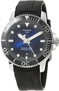 Tissot Men's Seastar 1000 Powermatic 80 - T1204071704100