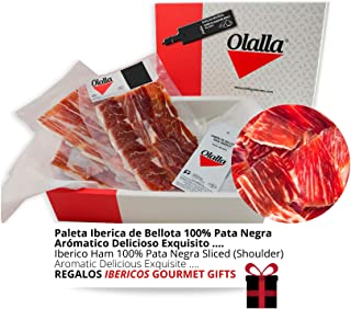 Estuche Paleta de Jamon de Bellota 100% Iberica Reserva Pata