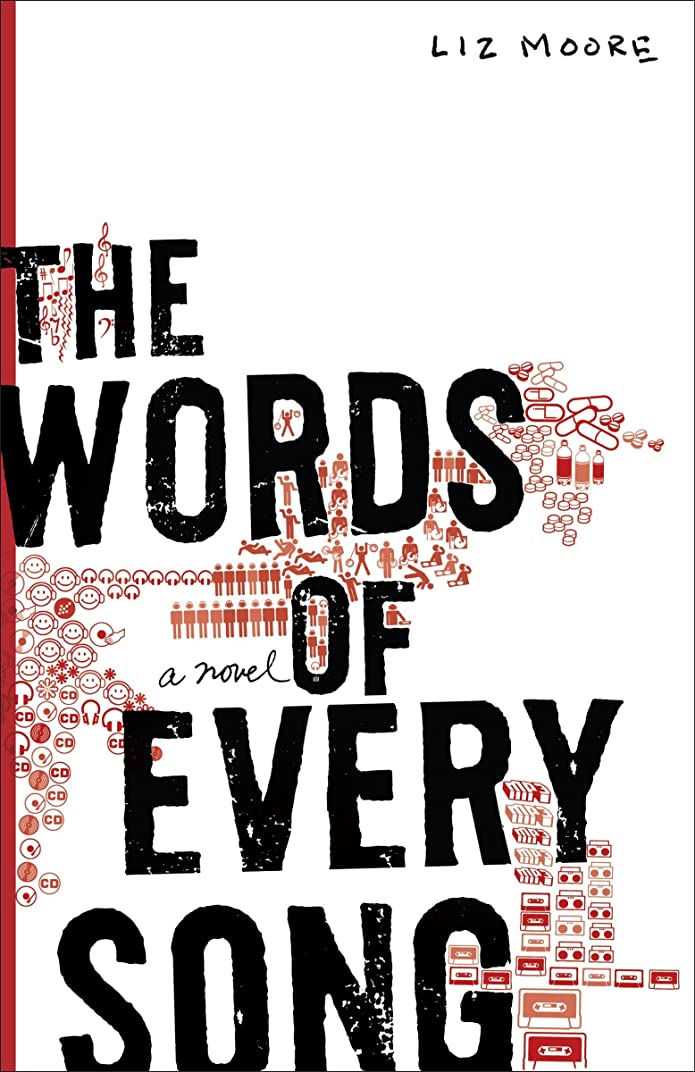 時代遅れくまバイナリThe Words of Every Song: A Novel