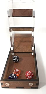 Mini Short Size Gaming Dice Tower from C4Labs