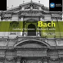 Bach: Goldberg Variations & Italian Concerto etc