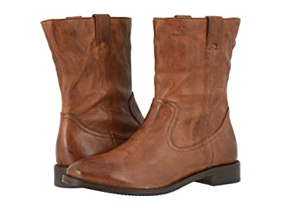 Johnston & Murphy Lenora (Teak Washed Sheepskin) Women