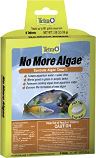 Tetra No More Algae Tablets Controls Algae in Aquariums