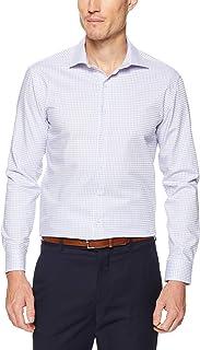 Van Heusen Men's Slim Fit Black Label Business Shirt