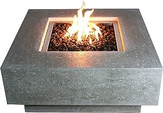 Elementi Manhattan Fire Pit - Propane