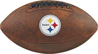 Game Master NFL Junior Wilson Throwback Football, 11-Inch, Brown