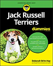Jack Russell Terriers For Dummies (For Dummies (Pets))