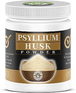 100% Pure Psyllium Husk Powder- 35.5 oz (2.2 lb) Fiber Supplement (No additive, No preservative, Non GMO)- Perfect for Ket...