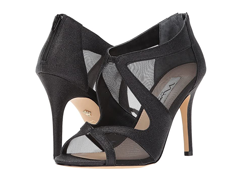 Nina Cordela (Black/Black) High Heels
