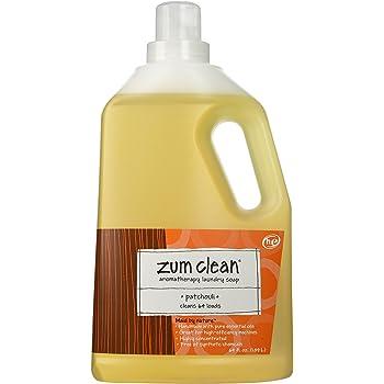Amazon Com Zum Patchouli Laundry Soap 64 Fz Health Personal Care